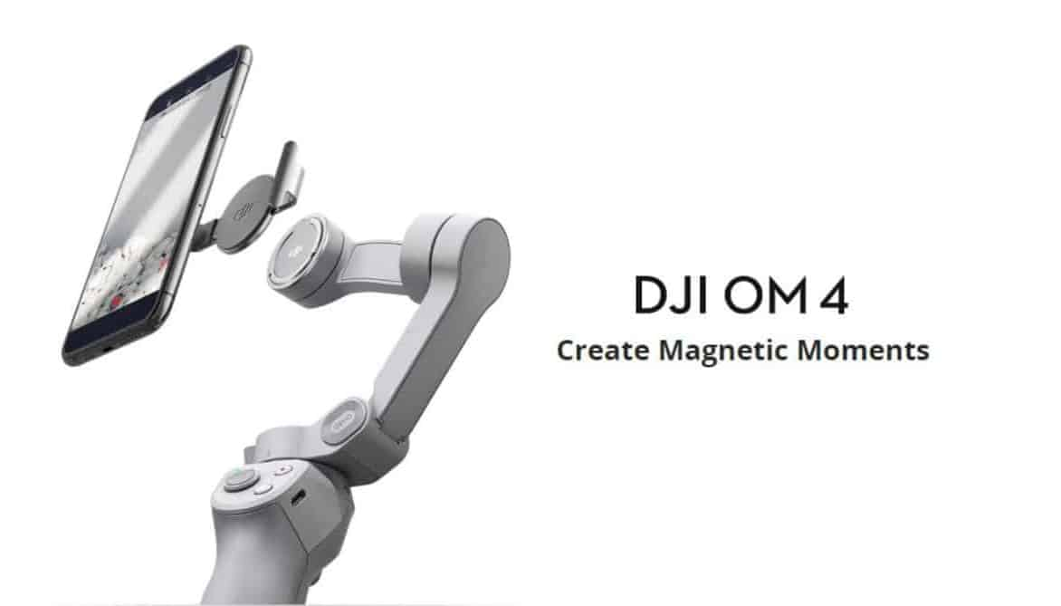 dji-om4-stabilizer-best-gimbals-for-iphone